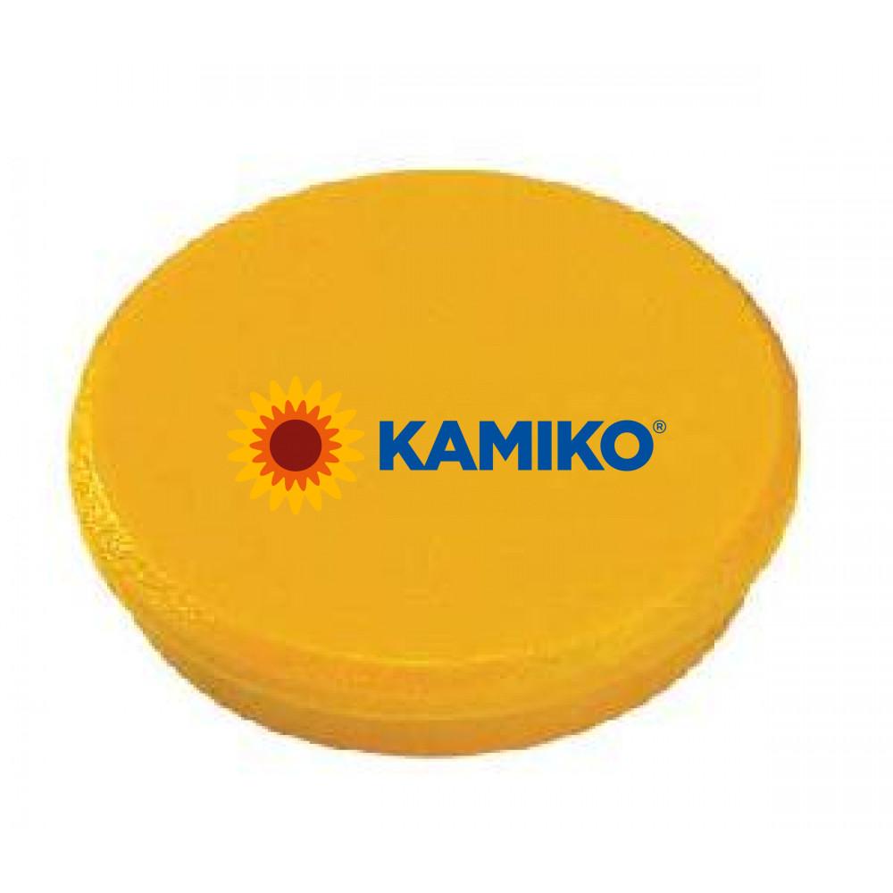 Magnet 24 mm žltý