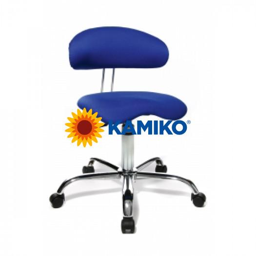 Pracovná stolička Sitness 40 modré