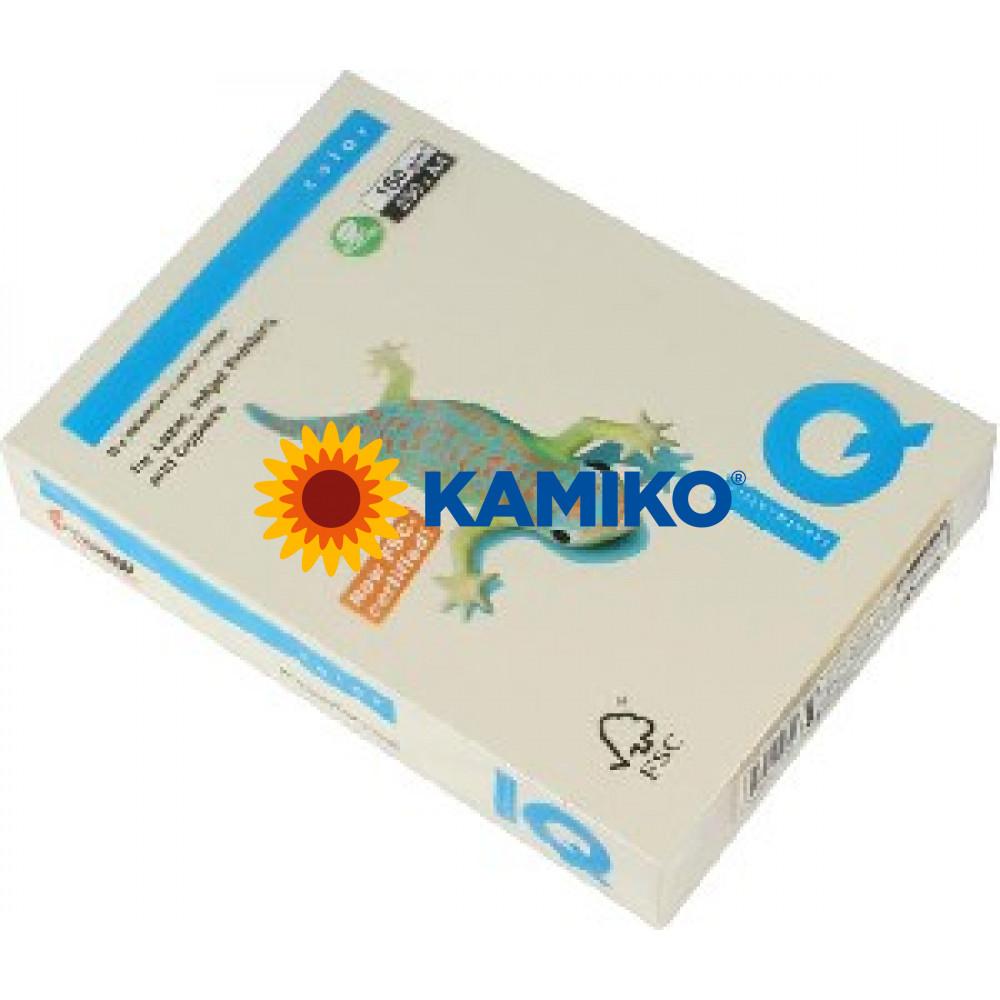 Kopírovací papier160g A4 IQ color vanilkový BE66