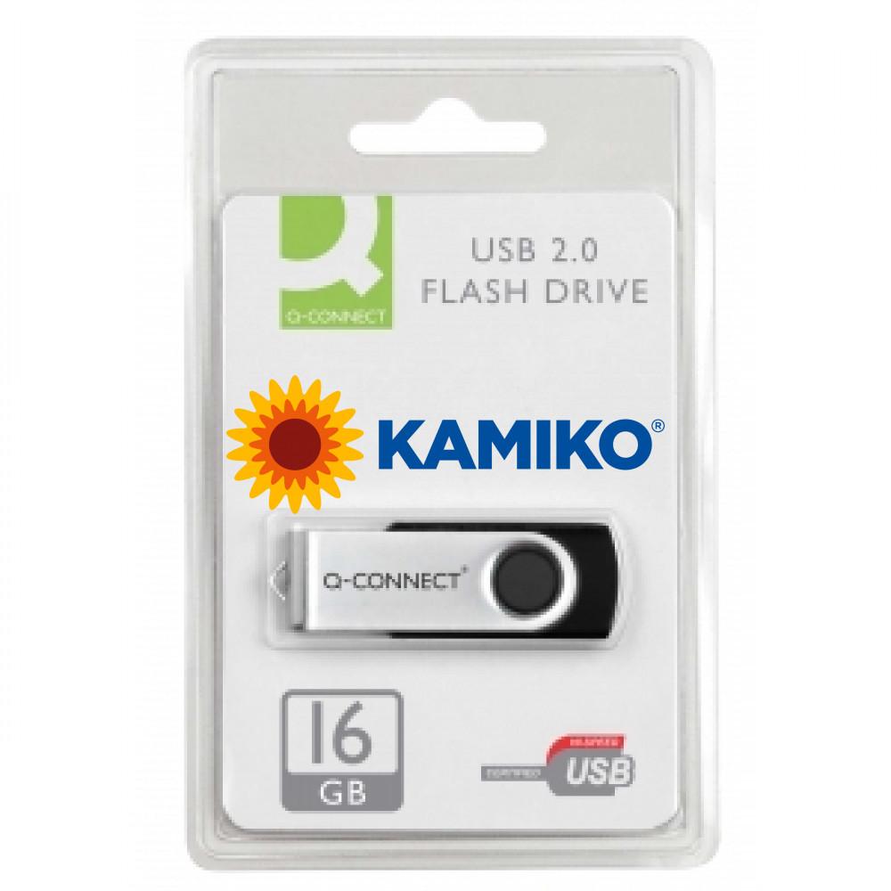 Flash disk USB Q-Connect 2.0 8 GB