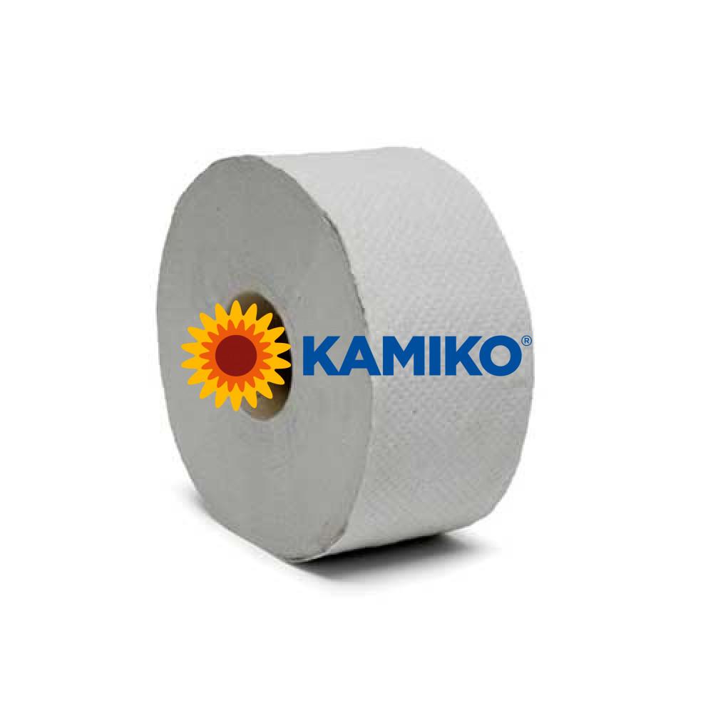 Toaletný papier 1vr Jumbo KAMIKO 19 cm, natural
