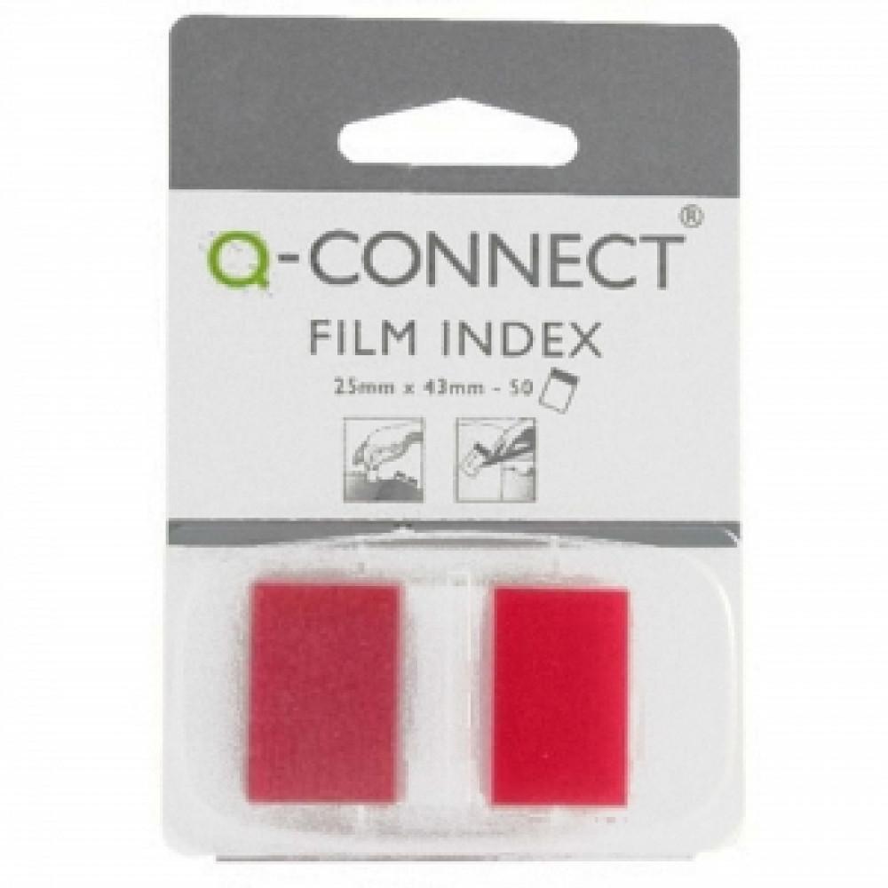 Index Q-CONNECT široký červený
