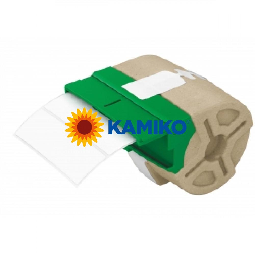 Štítky adresné papierové samolepiace biele 28x88mm Leitz Ico