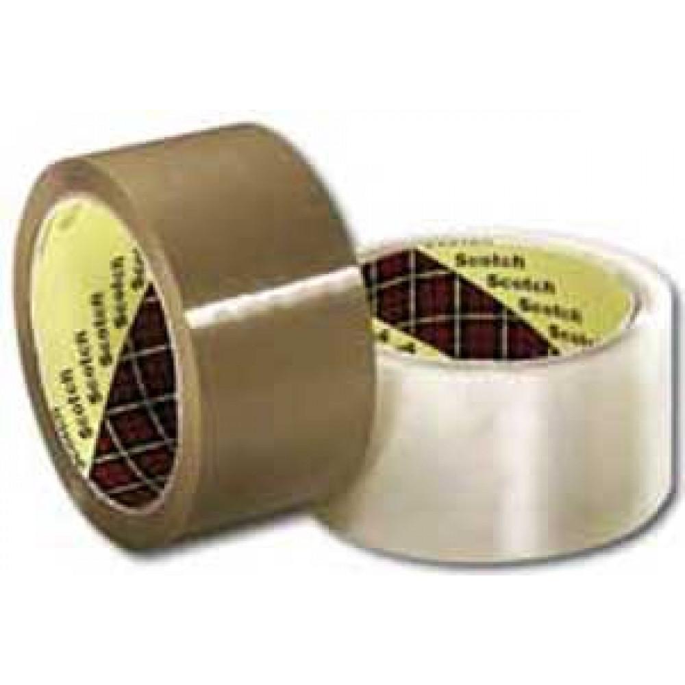 Baliaca páska Scotch priehľadná 50mmx66m
