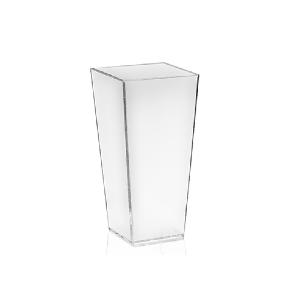 Fingerfood pohárik hranatý číry - 85 ml