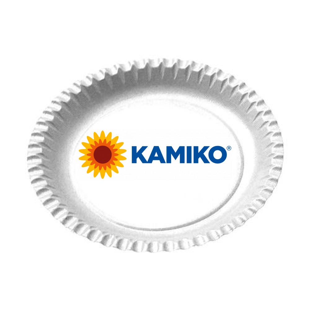 Papierový tanier plytký 23 cm