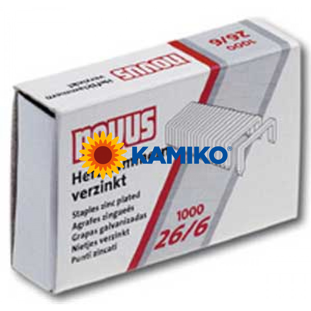 Spinky Novus 26/6 /1000/