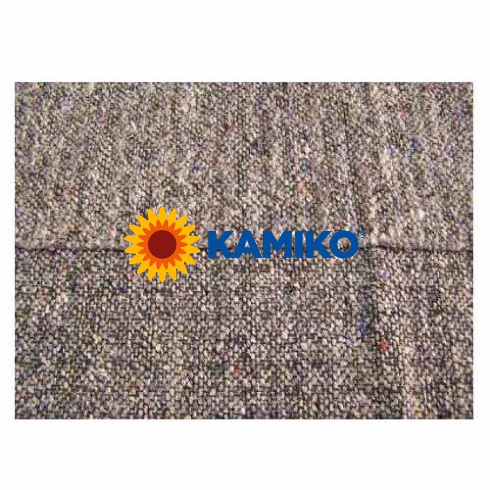 Handra TAMARA 80 x 60 cm tkaná vaflová, šedá