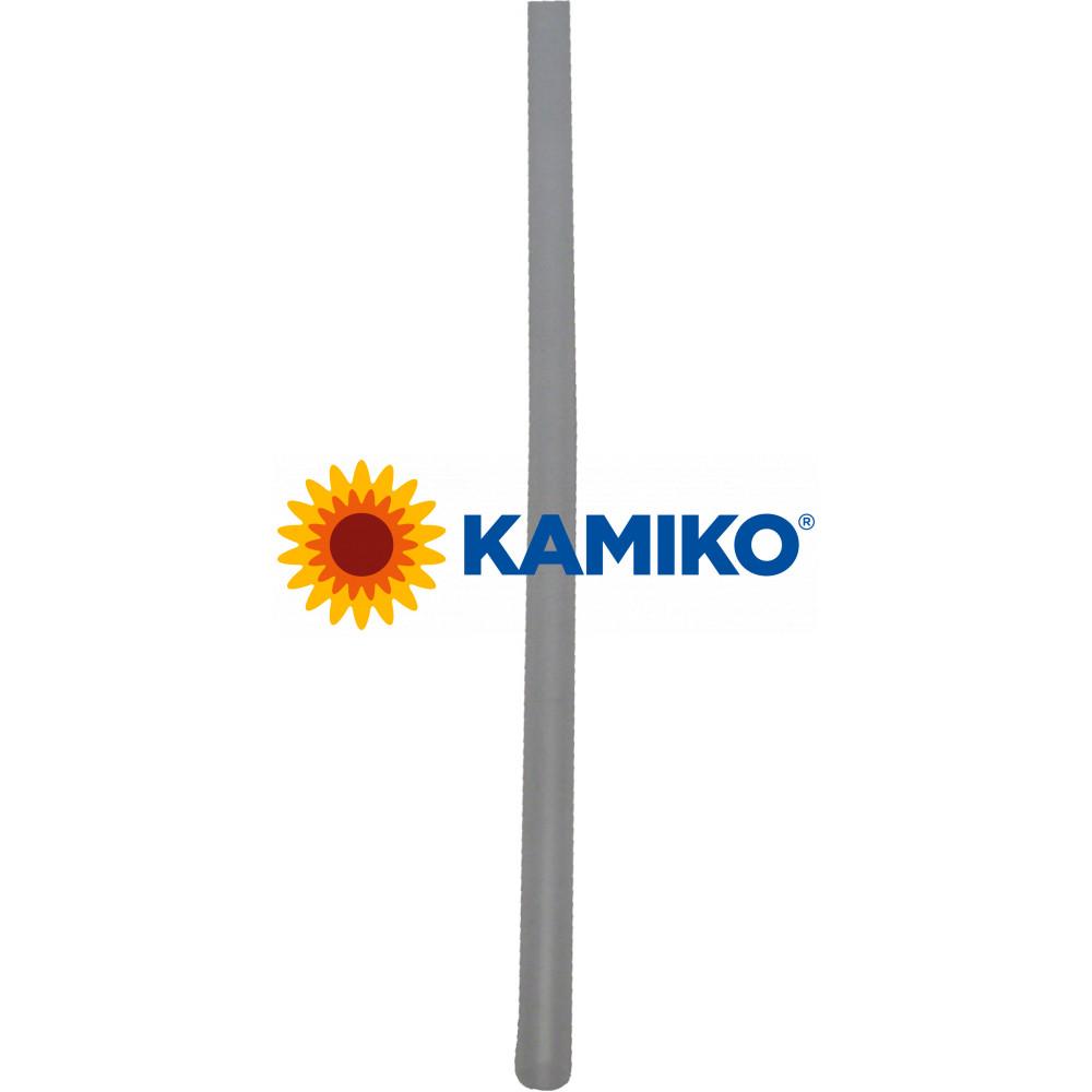 Slamky JUMBO 25 cm, pr. 8 mm, číre
