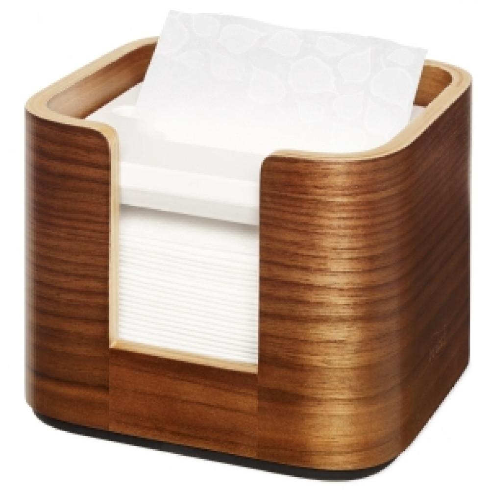 Zásobník servítok TORK SNACK dizajn dreva
