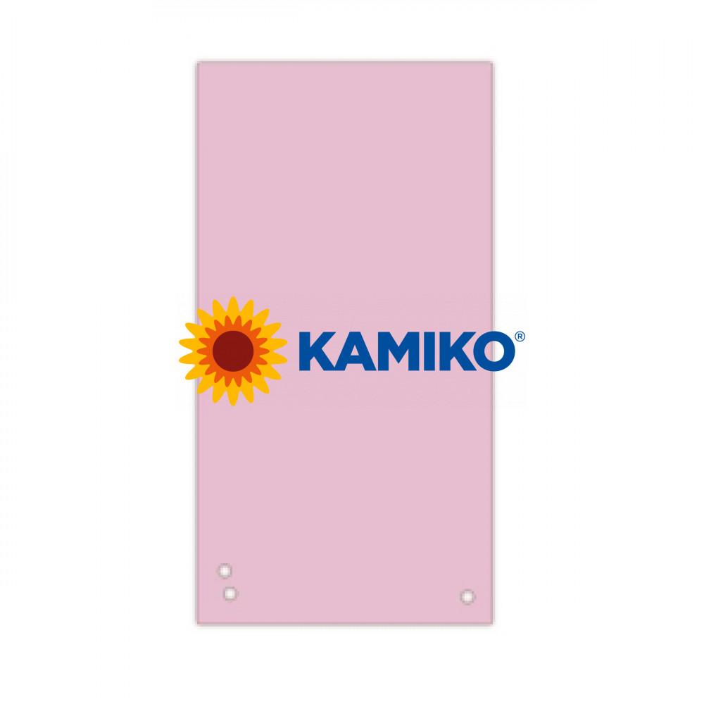 Kartónový rozraďovač úzky ružový 105x235mm