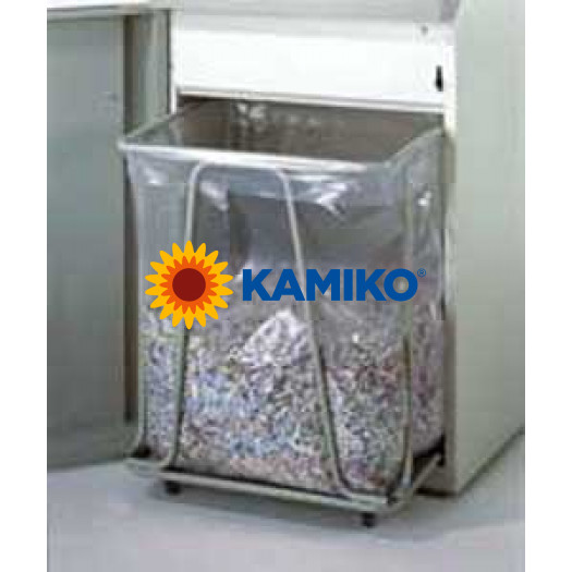 Odpadové vrecia pre skartátory 440 x 370 x 850 mm, 100 ks
