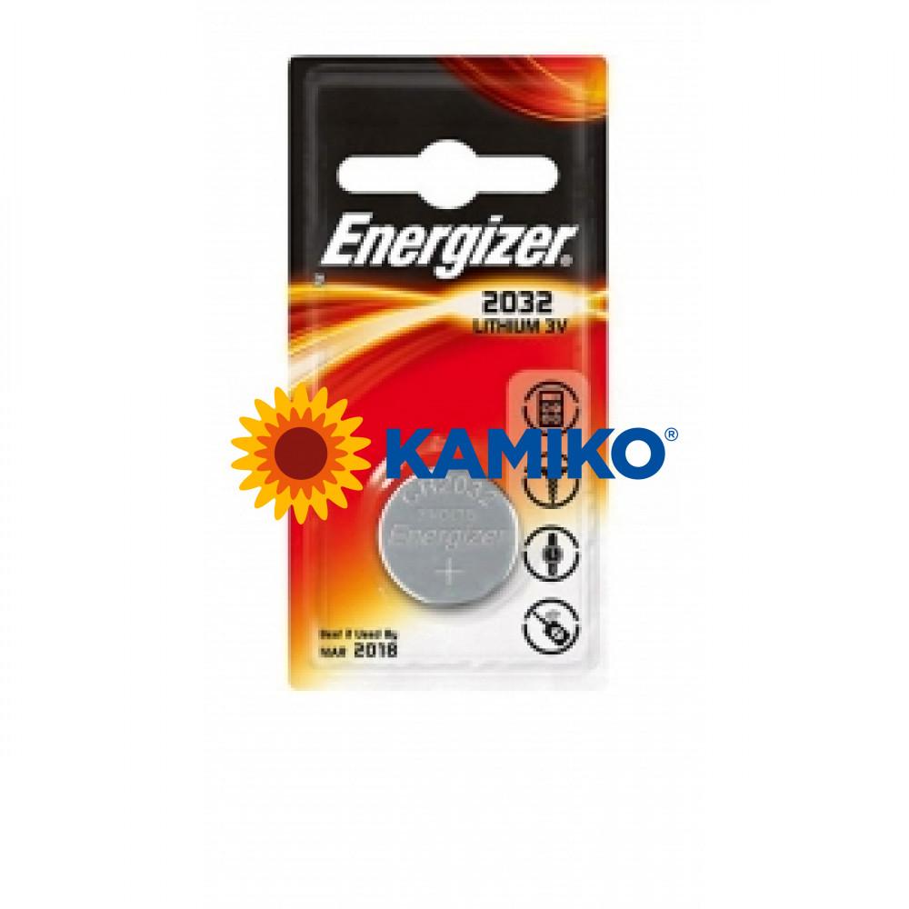 Batéria Energizer CR 2032 gombíková