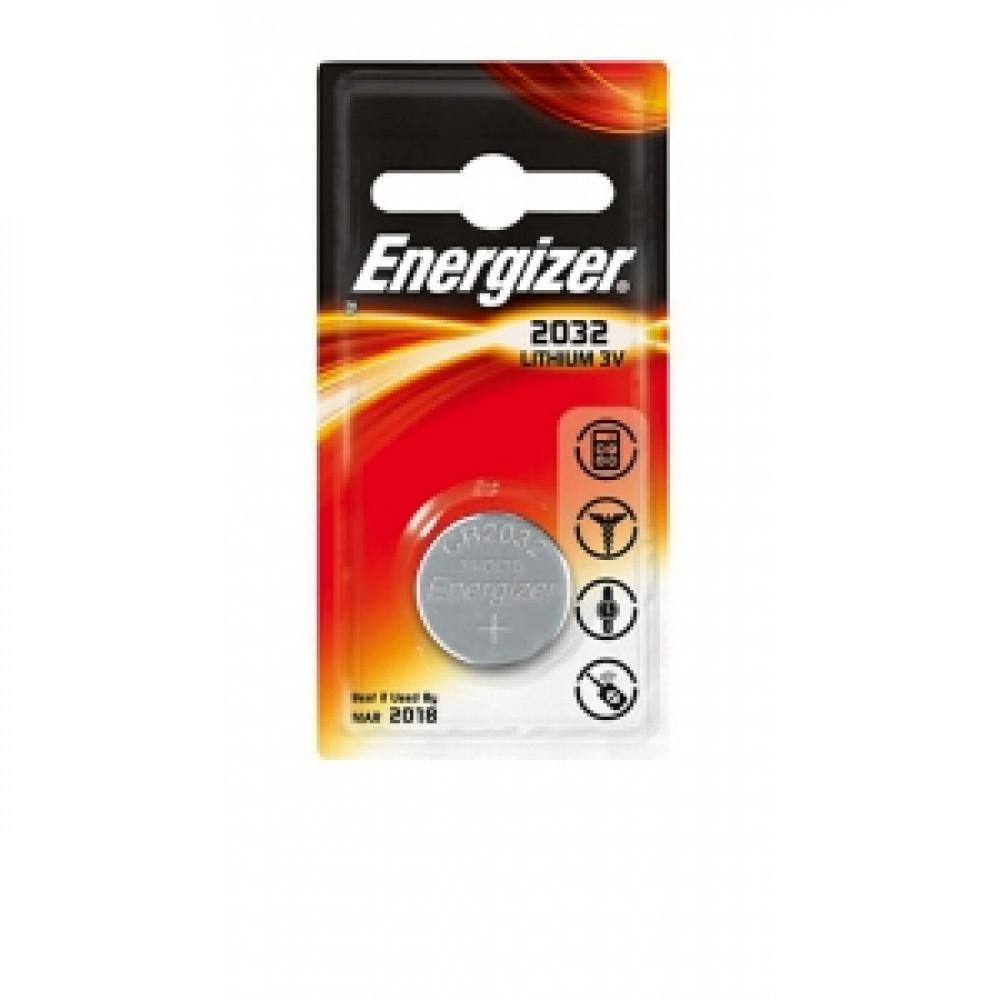 Energizer batéria CR 2032 gombíková