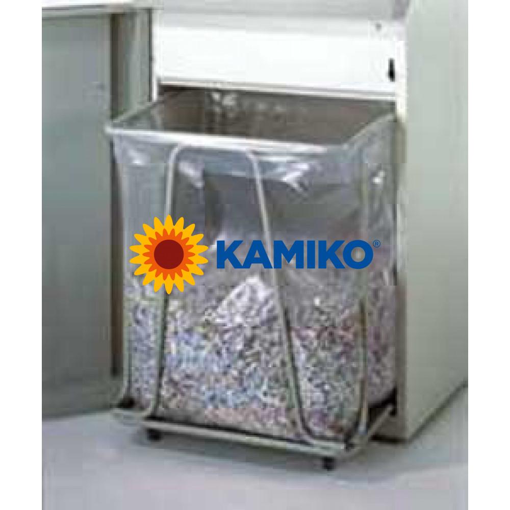 Odpadové vrecia pre skartátory 348 x 195 x 800 mm, 100 ks