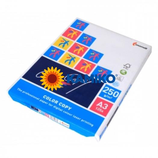 Papier Color Copy A3 250g biely, 125 listov v bal.