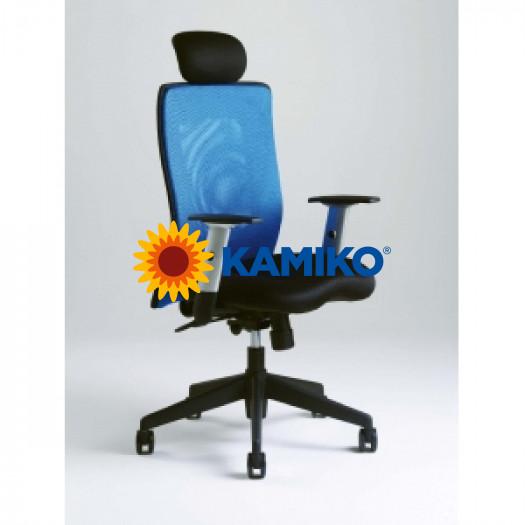 Kancelárska stolička CALYPSO XL antracitová