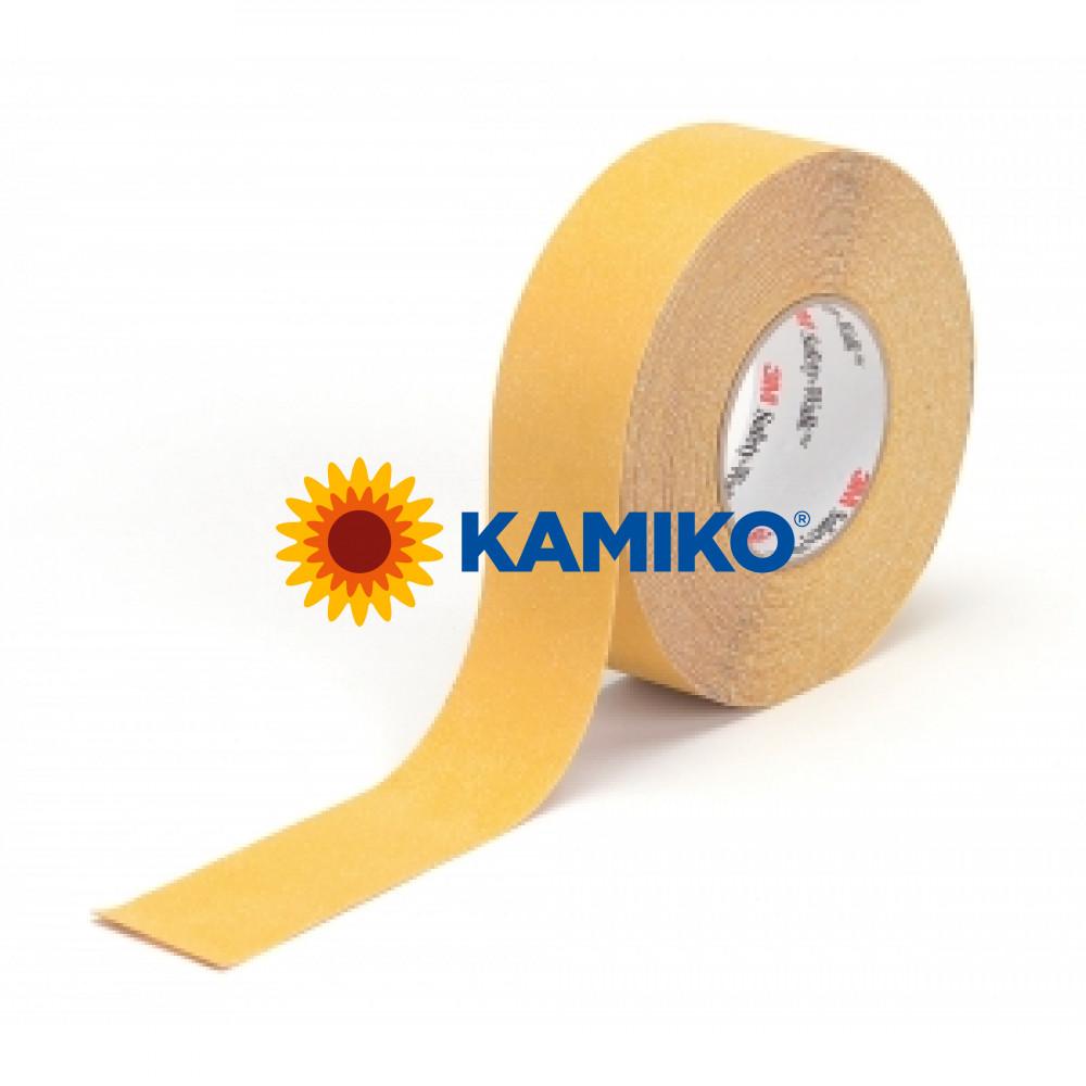 Protišmyková páska 25x18,3m žltá