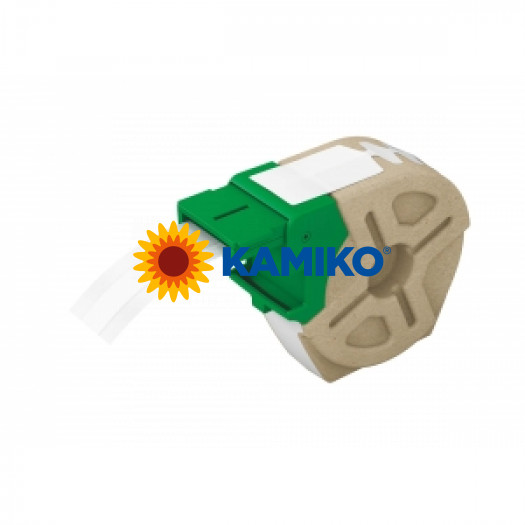 Páska plastová samolepiaca biela šírka 12mm Leitz Icon