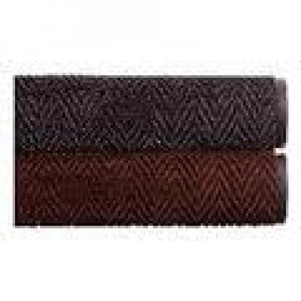 Interiérová rohož ARROWTRAX 130 x 600 cm, čierna/hnedá