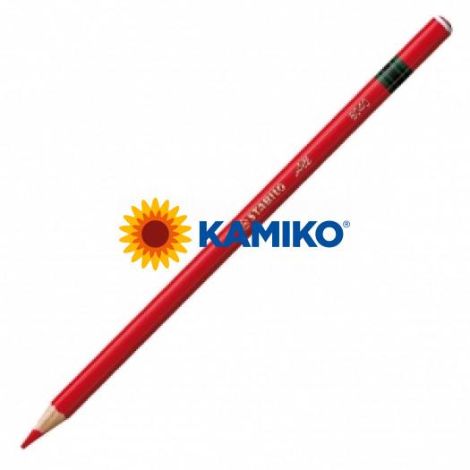 Farebná ceruzka STABILO All červená 12 ks