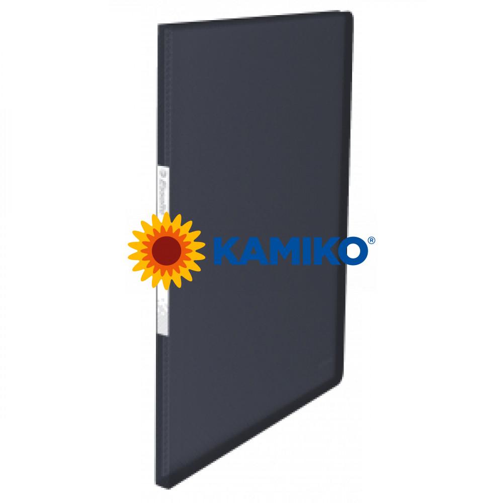 Katalógová kniha mäkká Esselte VIVIDA 20 čierna