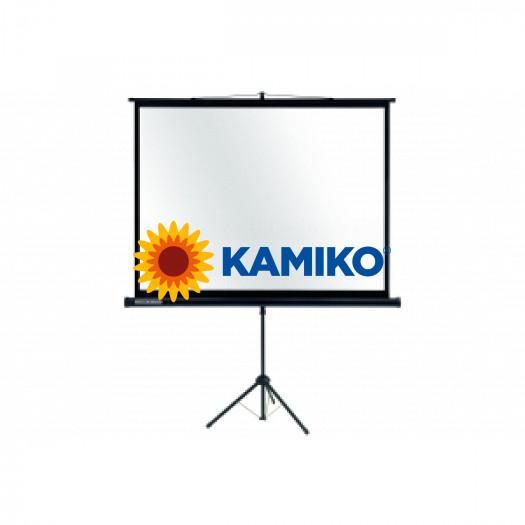 Prenosné plátno ECONOMY 4:3 150x200 cm