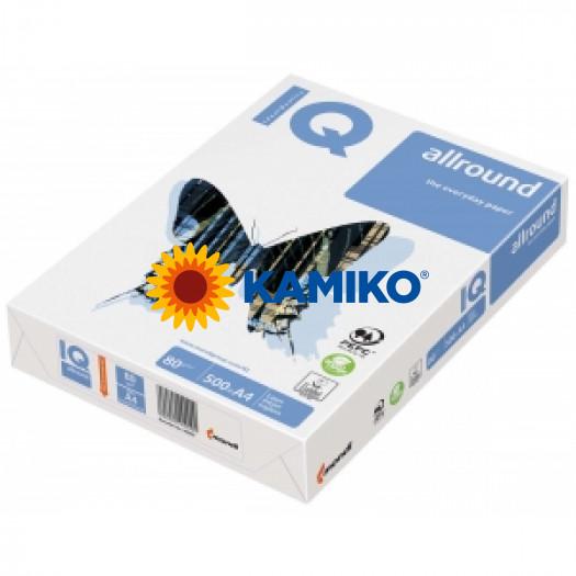 Kopírovací papier 80g A4 IQ allround