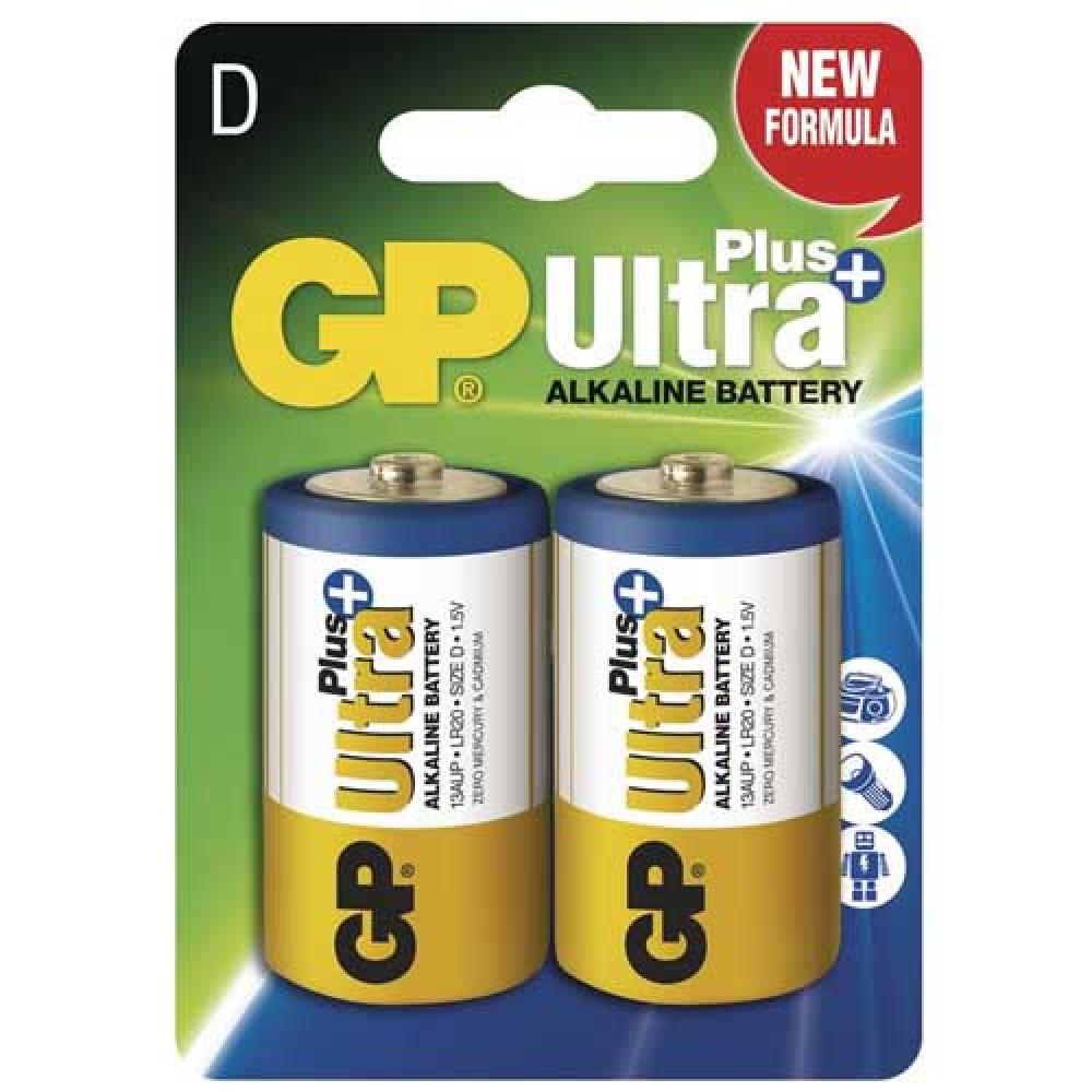 Batéria GP 13 AU R20 veľká alkalická