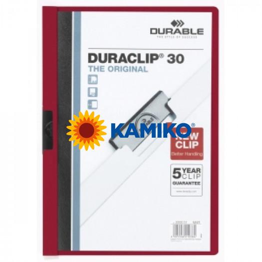 DURACLIP Original 30 bordový