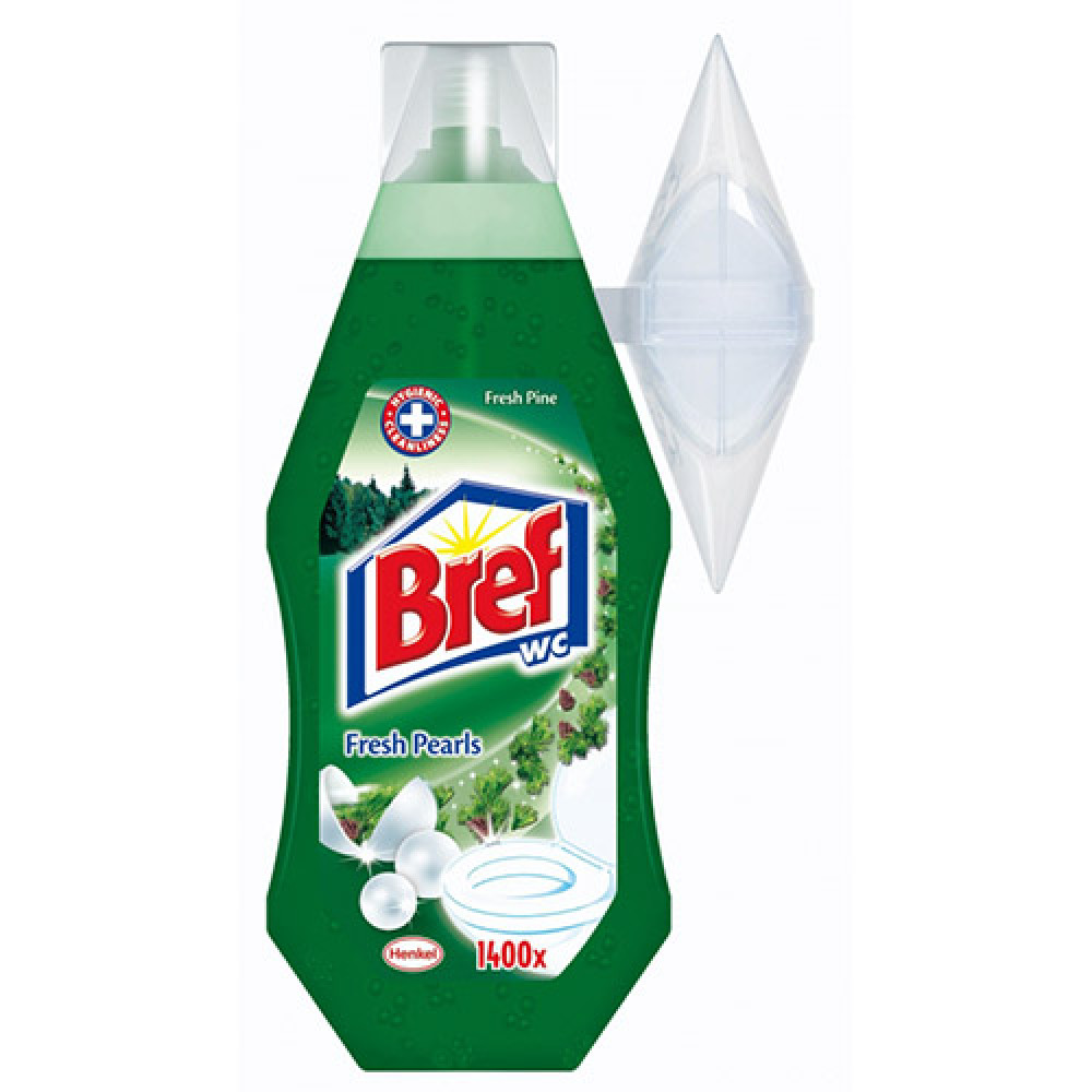 Gel WC BREF 360ml Fresh Pine
