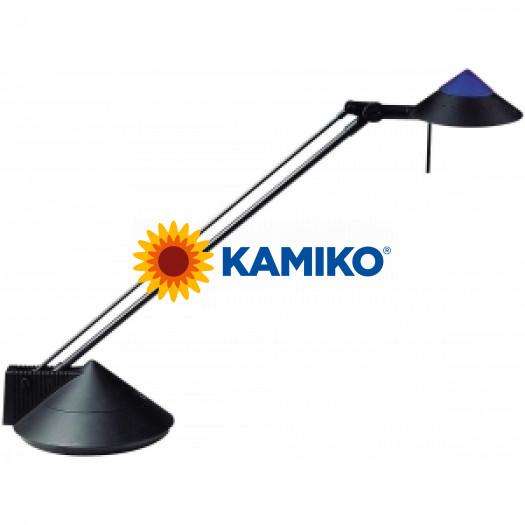 Halogénová lampa stolová MAULpica čierna