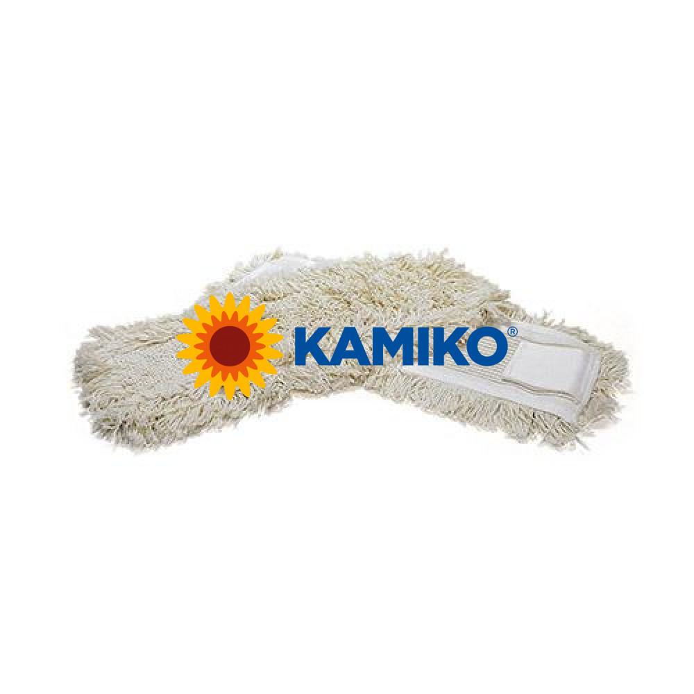 Náhradný poťah na mop bavlnený š. 40 cm, zacvakávací