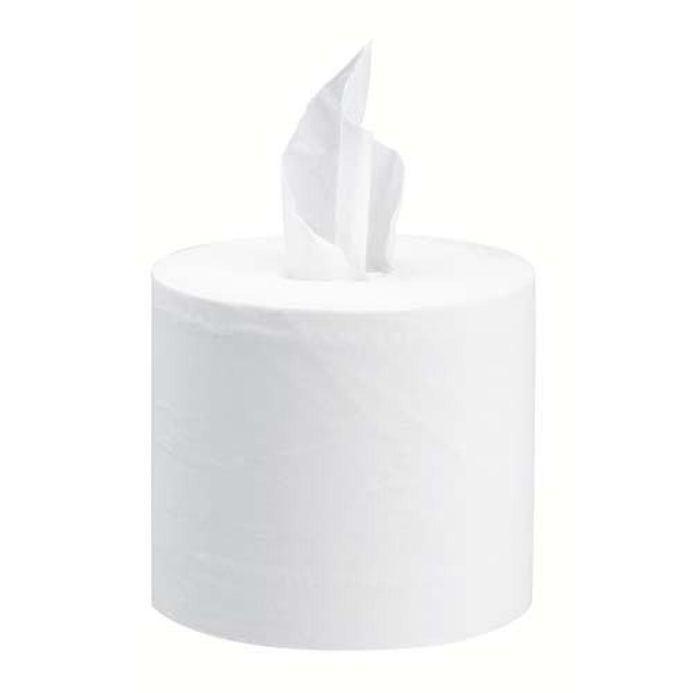 Toaletný papier 2vr KAMIKO CENTER L 207m, biela celulóza
