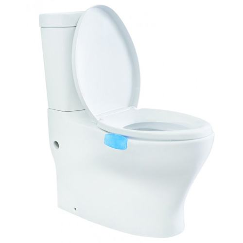 WC CLIP BOWL levanduľa, gumený záves na wc misu